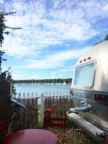 Airstream beside the water Yarmouth - Yarmouth - Diğer