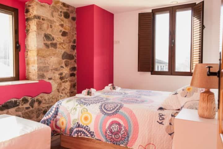 Villa Palatina Superior Hostel - Triple - Tarifa estandar