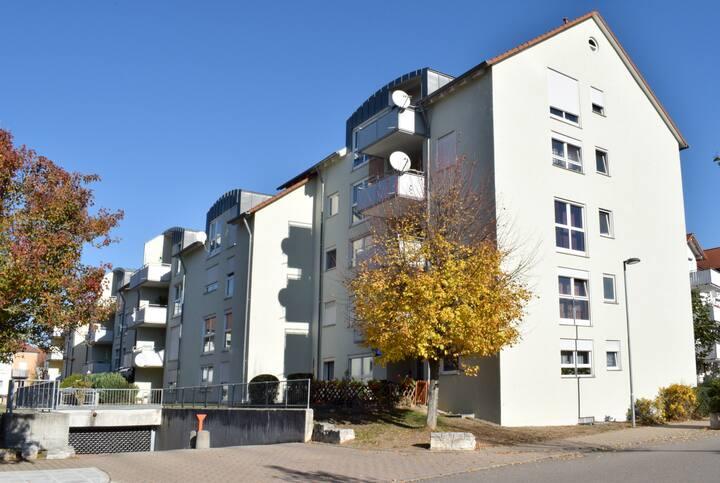 Schönes Apartment in Bad Friedrichshall