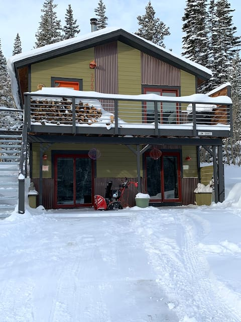 3049Lil Mtn. House Accomodations-13 Miles to Breck
