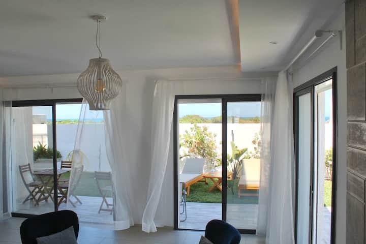 Maison vue mer Kelibia-Ezzahra   Tunisie