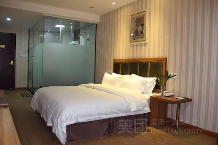 三五商务酒店 - Chengdu - Hotel boutique
