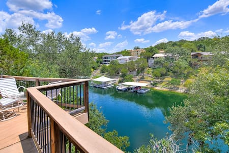 The Treehouse On Lake Travis
