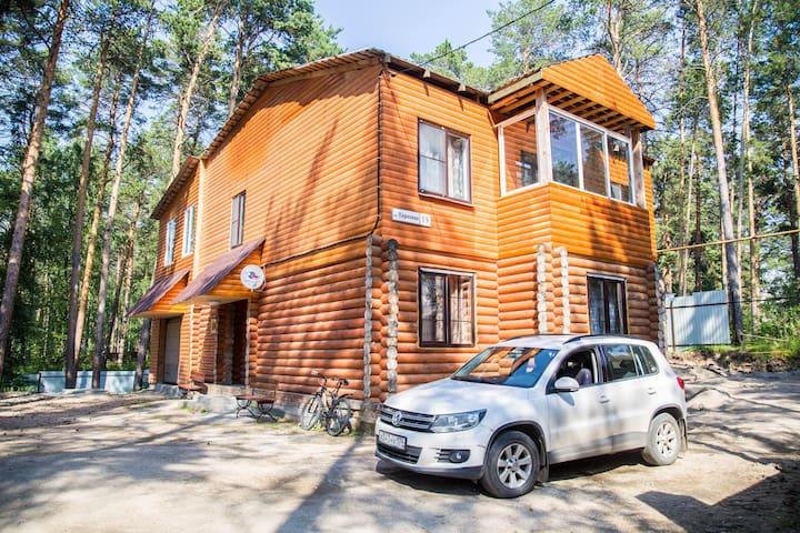 Уютный дом Русская Швейцария