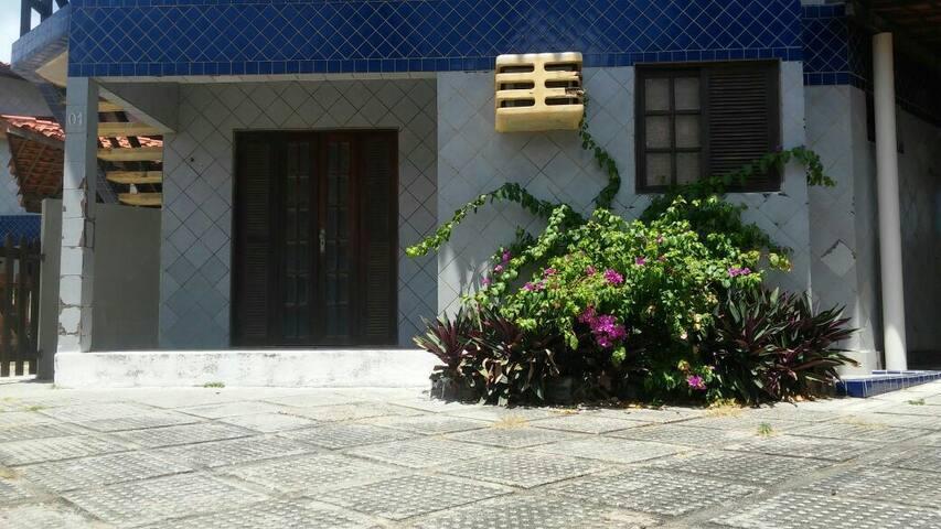 Casa de praia Beira Mar - Itamaracá - Ilha de Itamaracá  - House