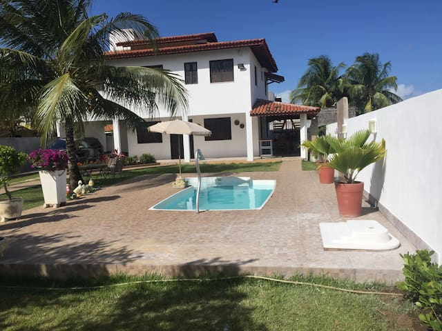 Ótima casa Barra do Jacuípe - Camaçari