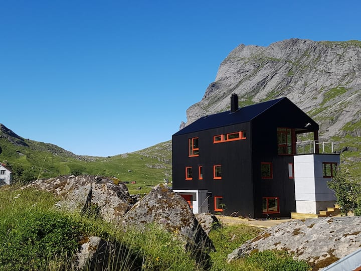 Lofoten retreat