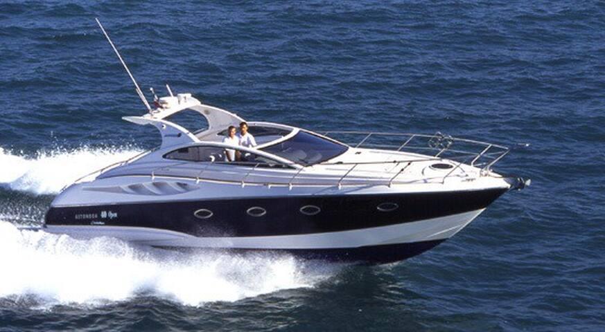 Motoryacht Boot  VIP Lage erste Reihe  in Palma