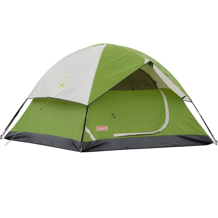 Camping equipment for rent (gear only - no lot)