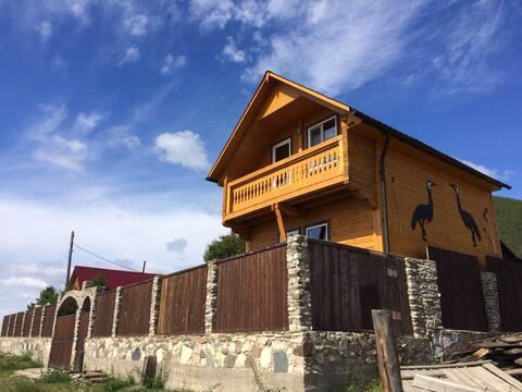 Дом на Байкале