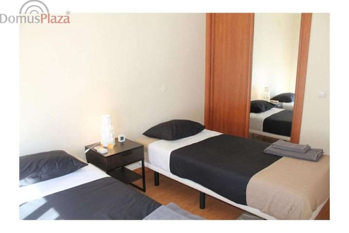 Funchal City Centre Shared Room for 4 Persons