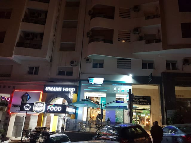 Jolie appartement à Ennasr 2, tunis