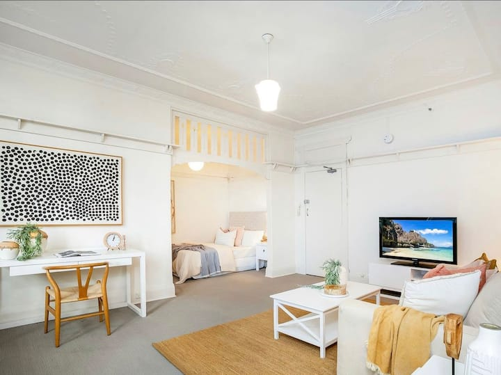 Convenient and Cosy Lavender Bay Studio