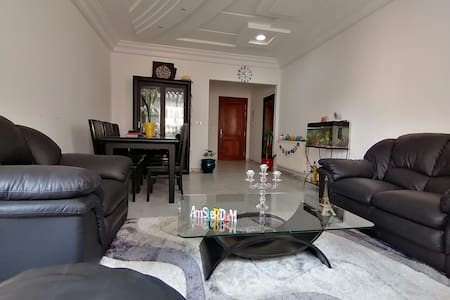 lovely room in a charming appart in Tunis
