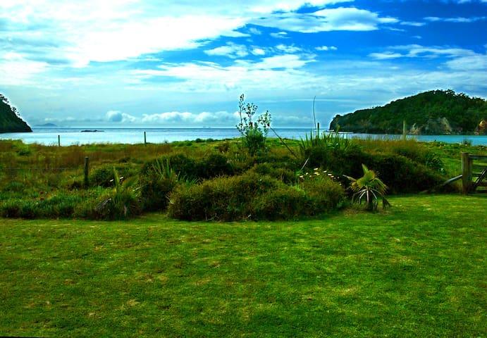 Beachfront Matapouri Beachfront - Holiday Home