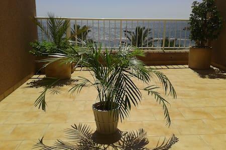 Atico Duplex con vistas al Mar!!! - Puerto de Mazarrón