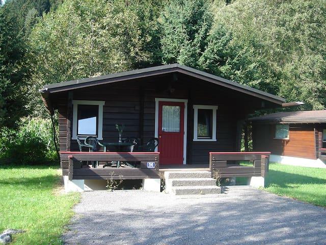 Ferienblockhaus Zuderell - Schruns - Cabin
