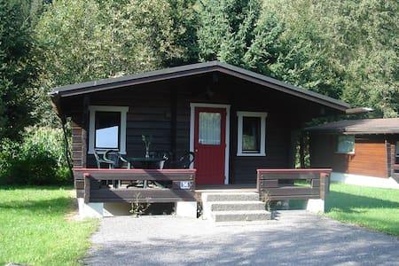 Ferienblockhaus Zuderell - Schruns - Blockhütte