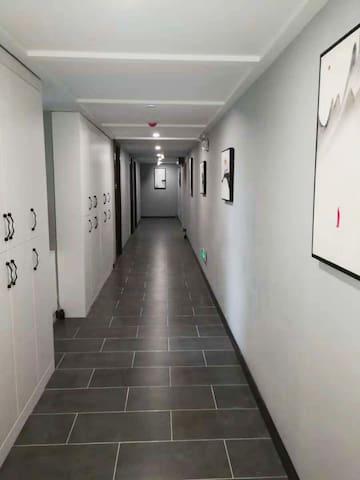 云水禅心画廊展示