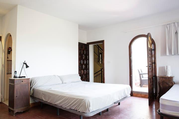 Eagle room - 4 beds