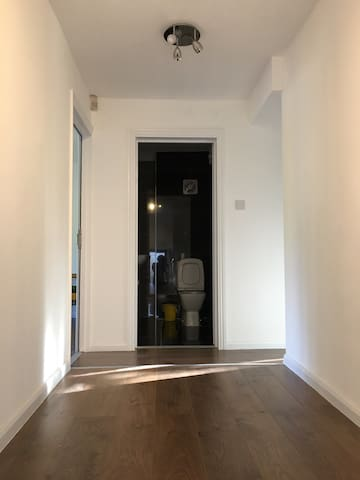 Clean, Bright room in Oxford 牛津 - Oxford - Rumah