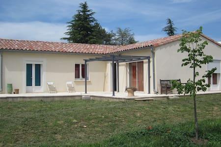 Maison dans petit village gardois bien situé - Les Plans