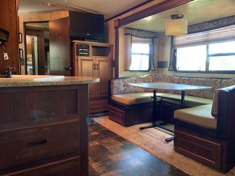 High Country Haven RV Glamping Retreat
