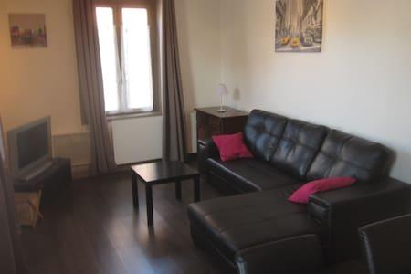 bel appartement proximité de Lille et grand stade - Forest-sur-Marque - Apartment