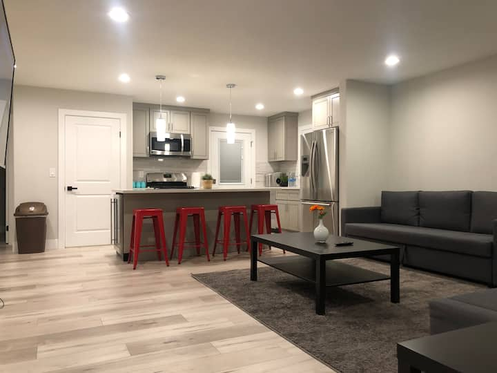 Modern Brand new Open Concept Orange County Home