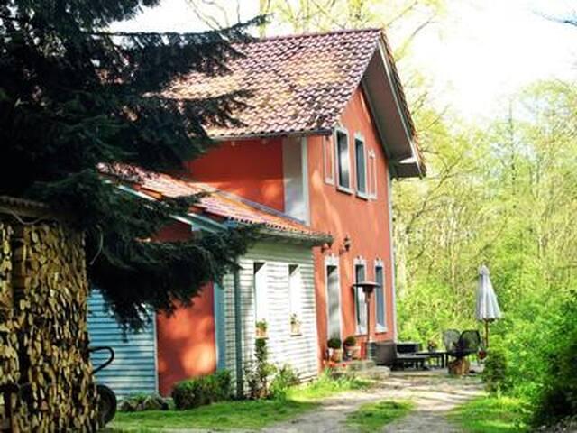 Altes Forsthaus Garzau - Ferien im Naturpark