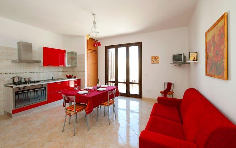 Tre Bagli - San Vito Lo Capo - อพาร์ทเมนท์