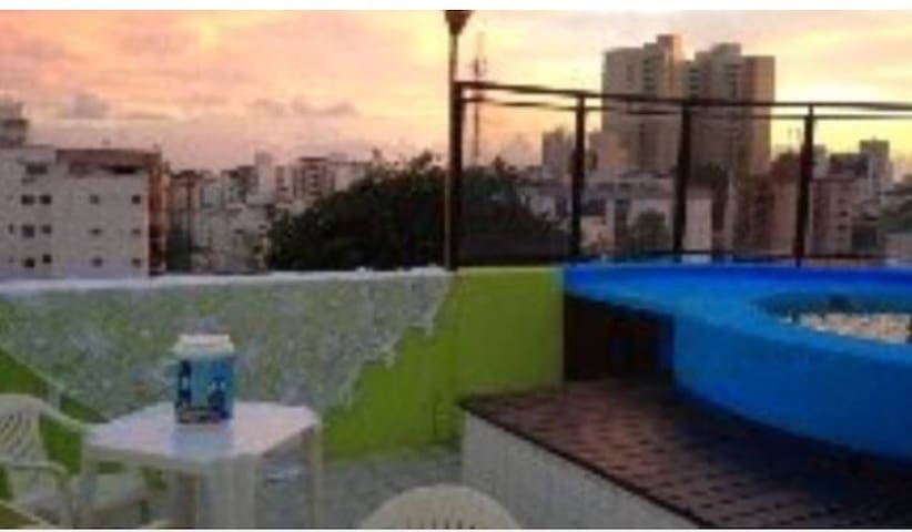 Carnival in marvellous penthouse - Salvador - Flat