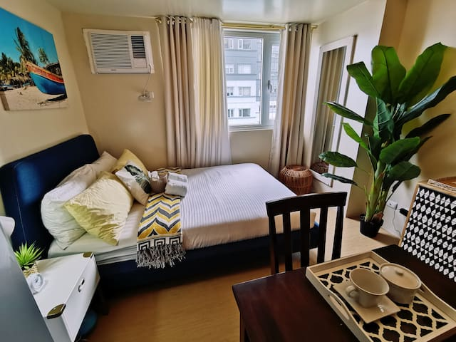 Comfy Stylish Flat near Marco Polo Davao