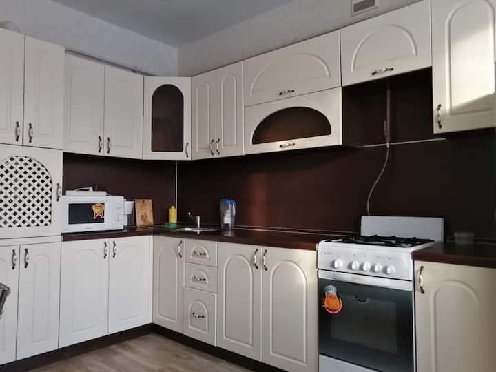 Уютная квартира на берегу Волги г. Казань