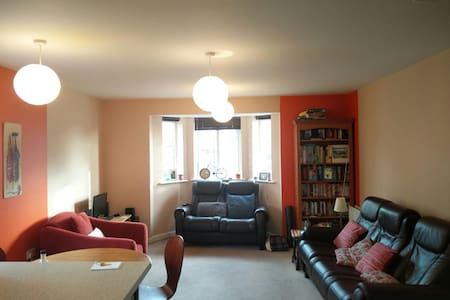 Fantastic spacious Bristol flat - Bristol - Appartement
