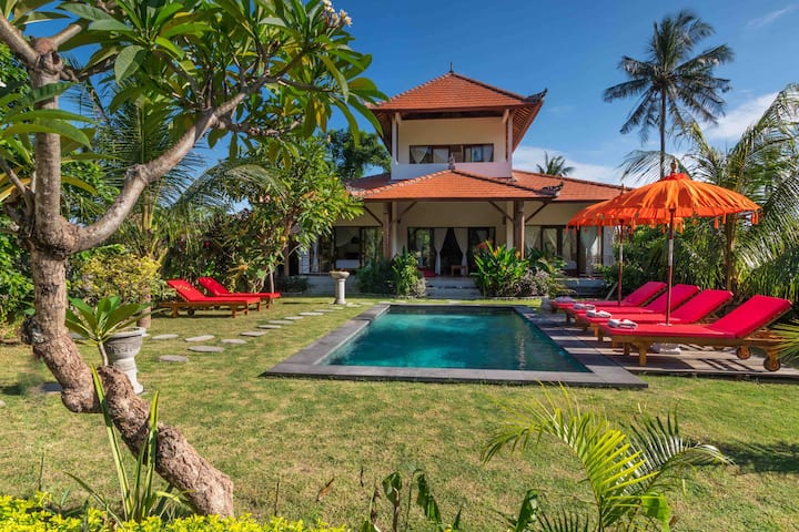 Villa Gayatri - The Hidden Oasis (incl. Breakfast)