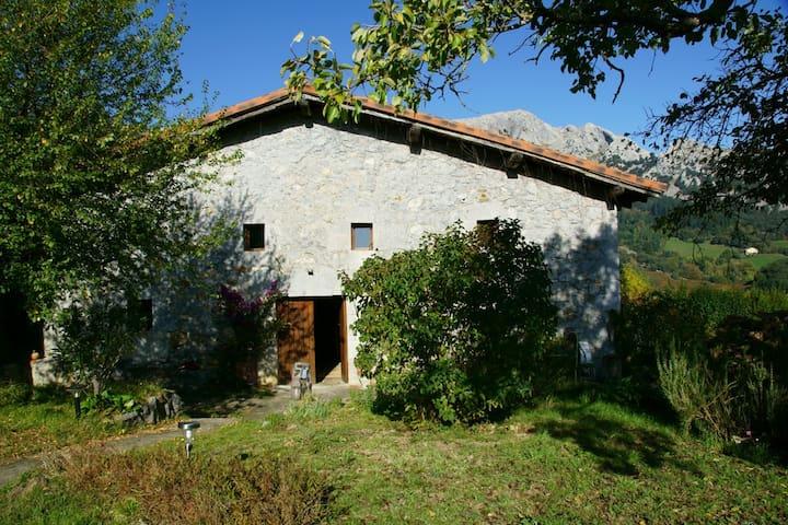 Caserio Larra, parque natural Urkiola, hab. doble - Mañaria