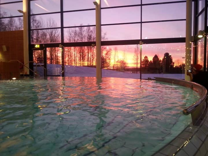 The Swimming Hall Views