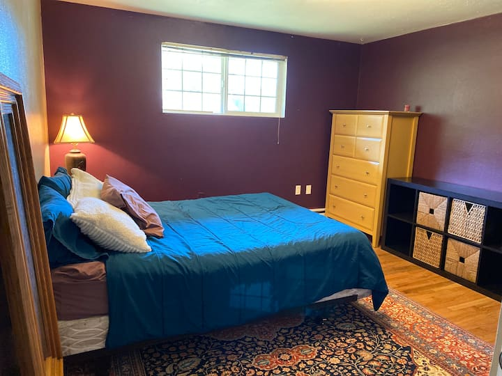 Cozy Room #1 for Rent Near SeaTac Airport
