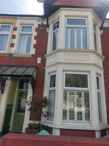 Two rooms to rent for champions league final 2017 - Cardiff - House