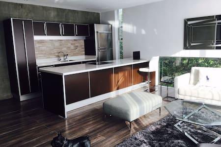 Luxury Loft apartment in Escazu area - San Rafael - Lejlighed
