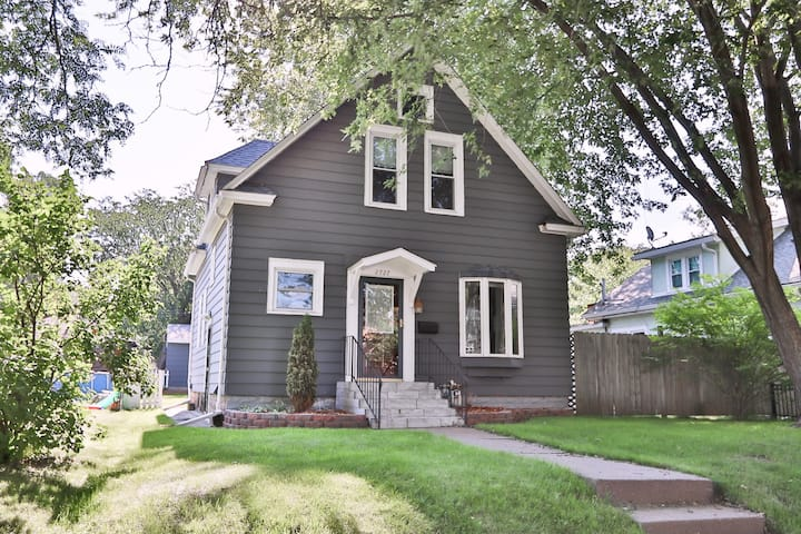 3BD Home with Garage- NE Minneapolis!