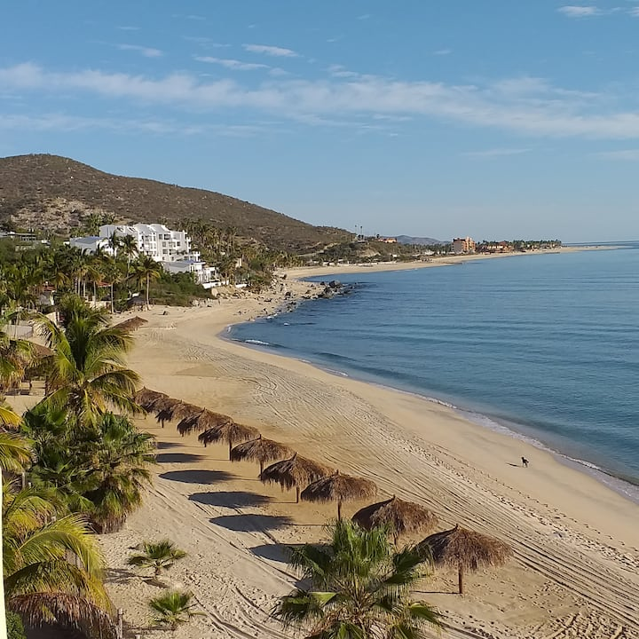 White  Sandy Beach Condo Playa Blanca.