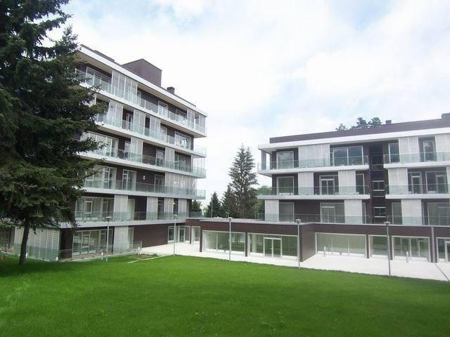 Отличная квартира с видом на сосновый бор и горы