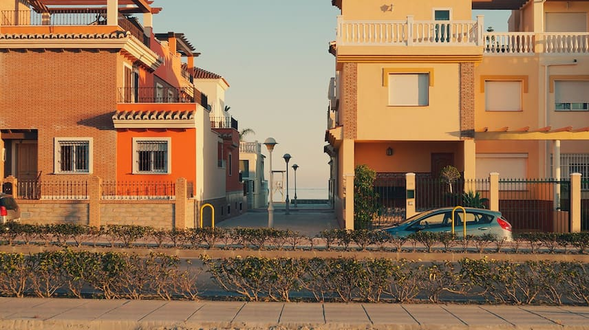 ¿Montaña o Playa? - Torre del Mar - Chalet