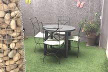 Charmant gite avec terrasse gazonnée, #canaldumidi