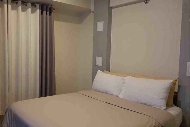 Studio Unit near NAIA Terminal 3 & Resorts World.