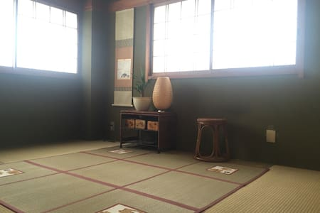 Japanes  Private Space in Namba - 大阪市 - Apartment