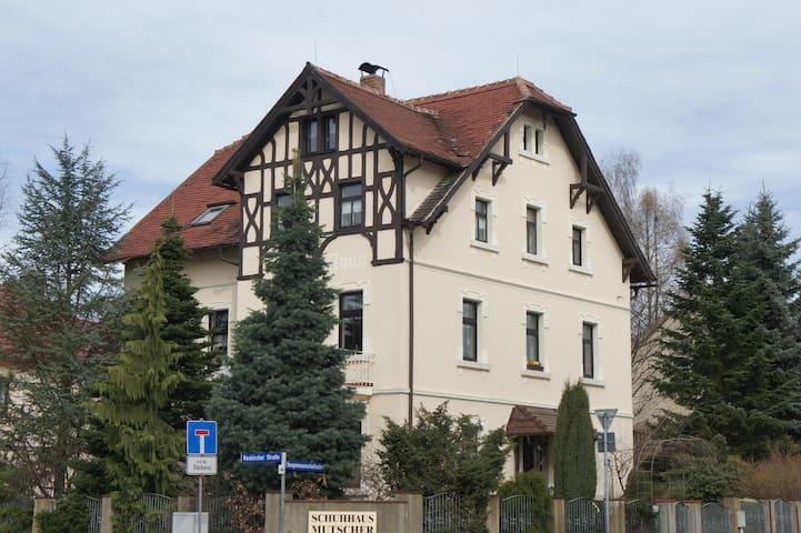 Ferienwohnung mit 71  qm in der Villa Anna