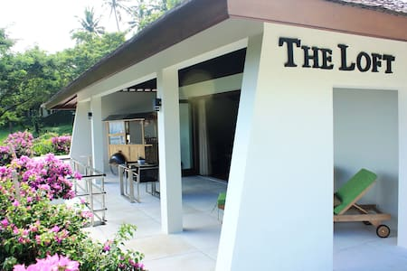 The Loft - Villa Cantik - The Hill - Senggigi - Batu Layar